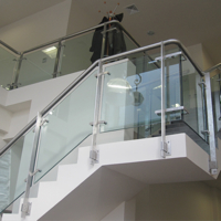 Pasha Construction - Handrails