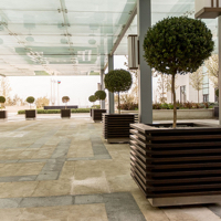Boulevard Hotel Planters